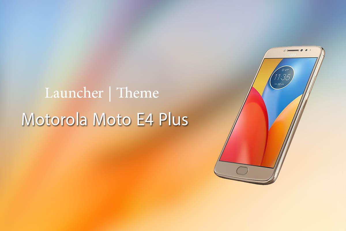 Theme for Motorola Moto E4 Plus 1 0 2 APK Download - Android
