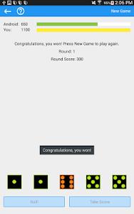 Five Dice 1.1 screenshot 4