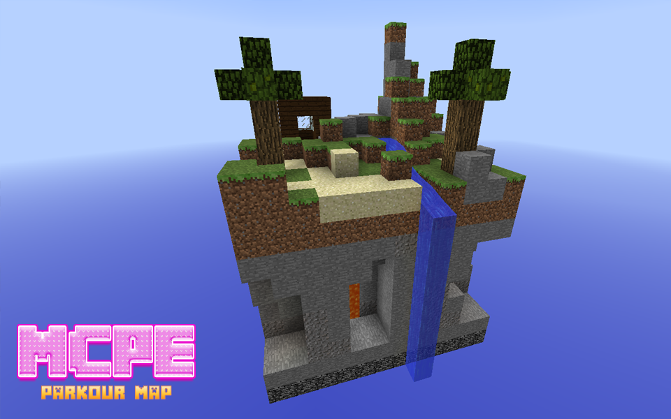 Super Parkour Map for MCPE 2 APK Download - Android
