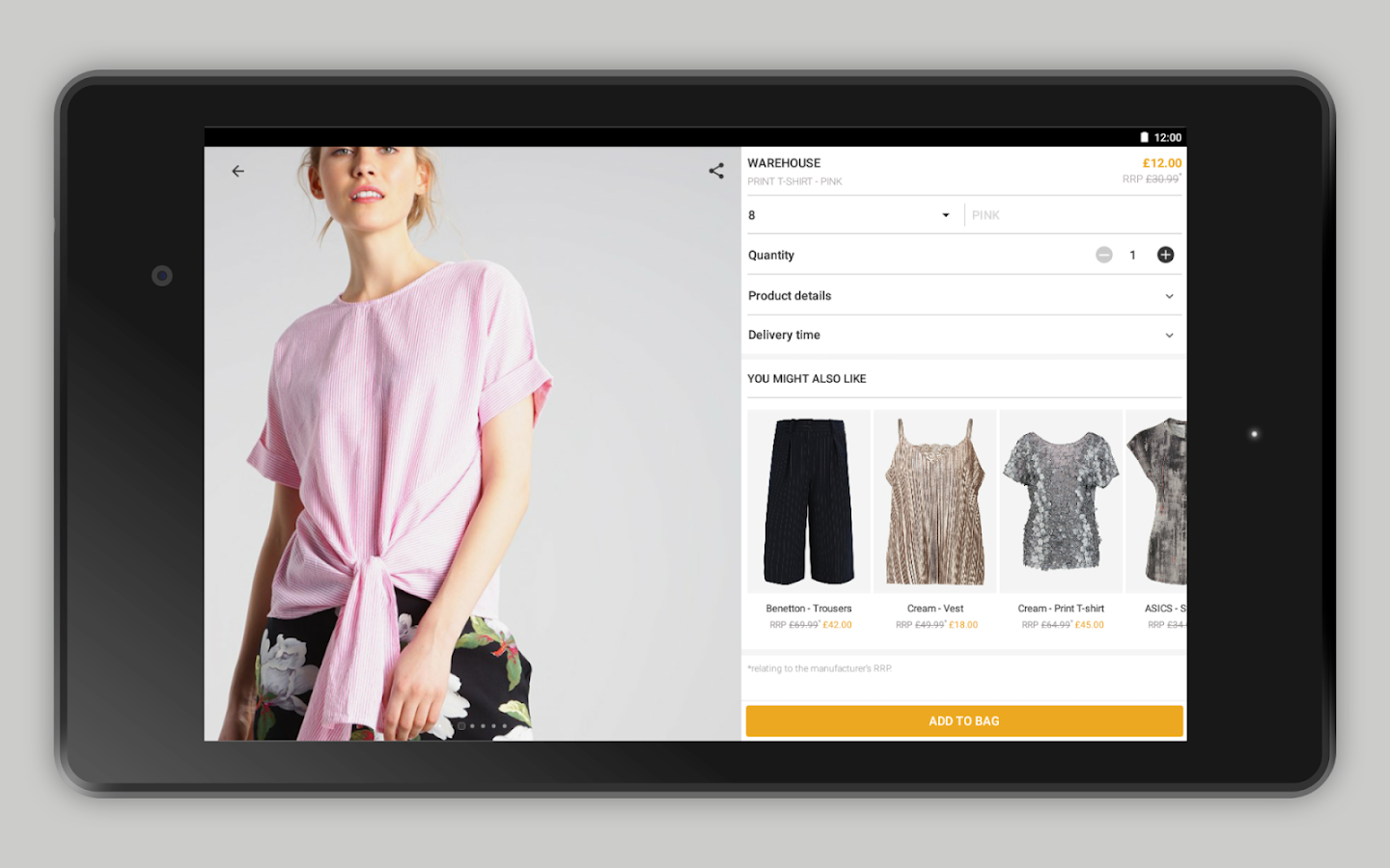 cheap for discount 2479f 92af0 Zalando Lounge - Shopping Club 1.7.2 APK Download - Android ...