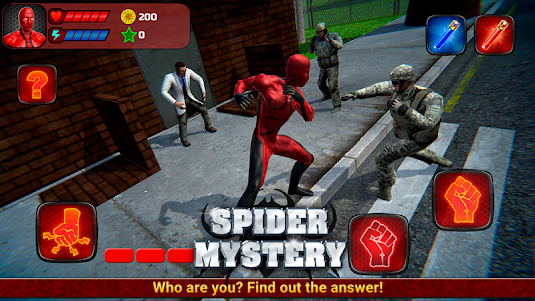 Spider Mystery 8.0.0 screenshot 8
