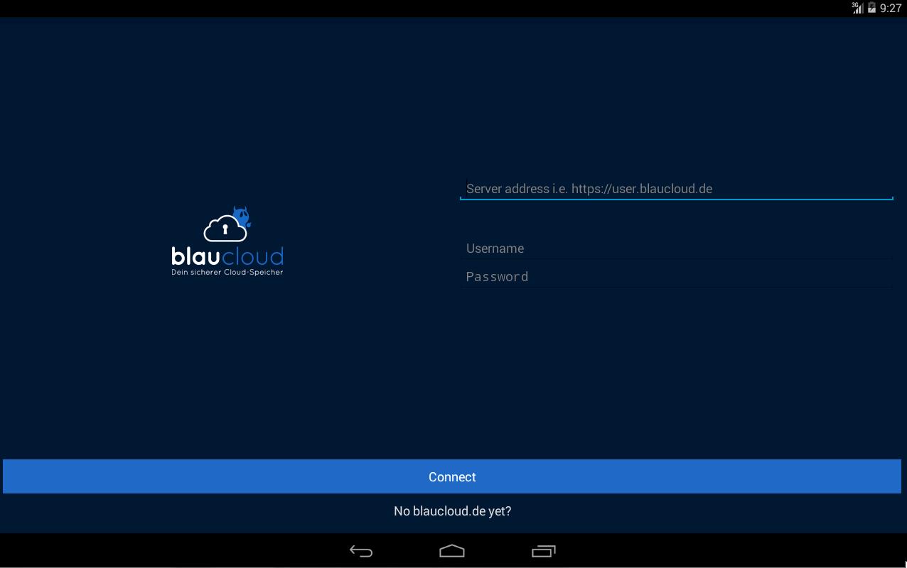 blaucloud de - ownCloud Client 1 3 1 APK Download - Android