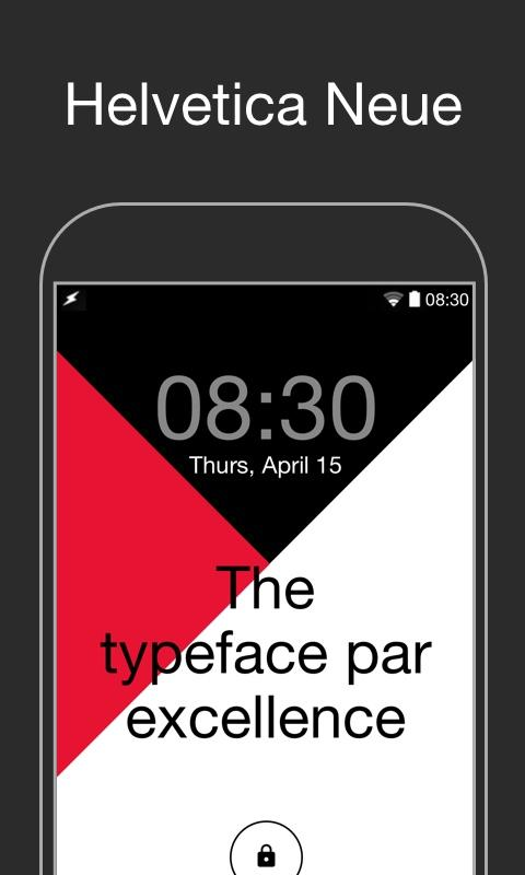 Helvetica Neue FlipFont 2 2 APK Download - Android Personalization Apps