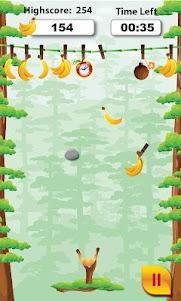 Go Bananas - Monkey Fun Game 1.3 screenshot 3