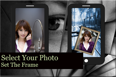 Mirror Photo Frame 1.3 screenshot 1
