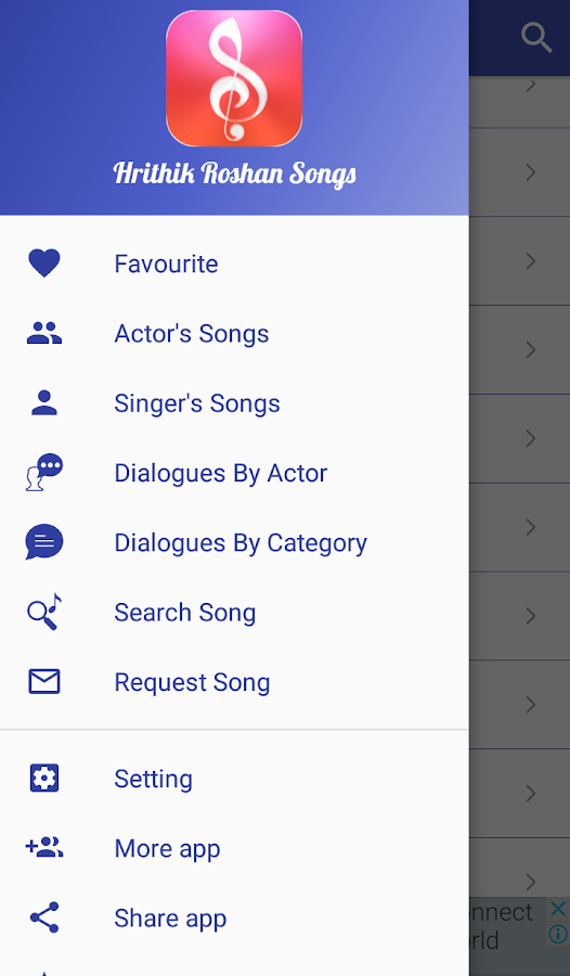 Top 99 Songs of Hrithik Roshan 7 APK Download - Android