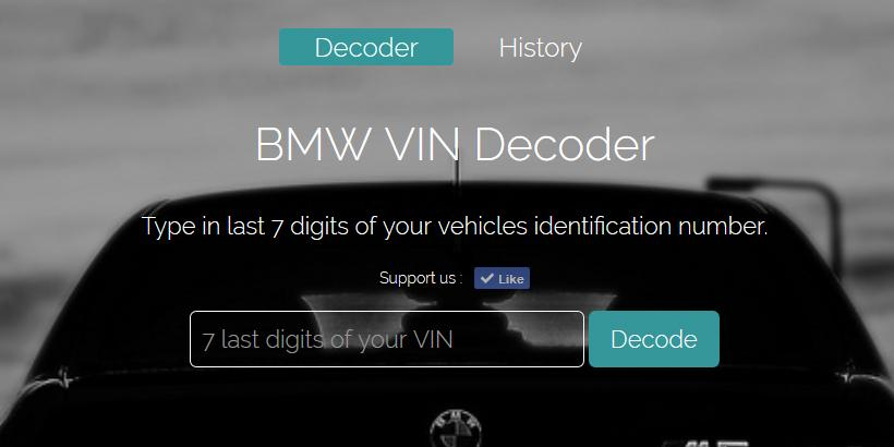 BMW Decoder 1 0 0 APK Download - Android Tools Apps