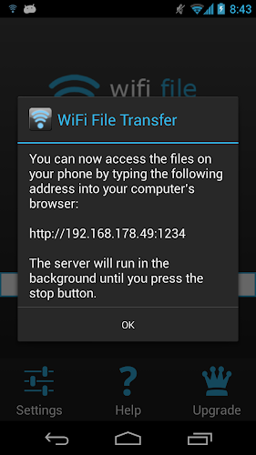 how to use wifi sniffer apk