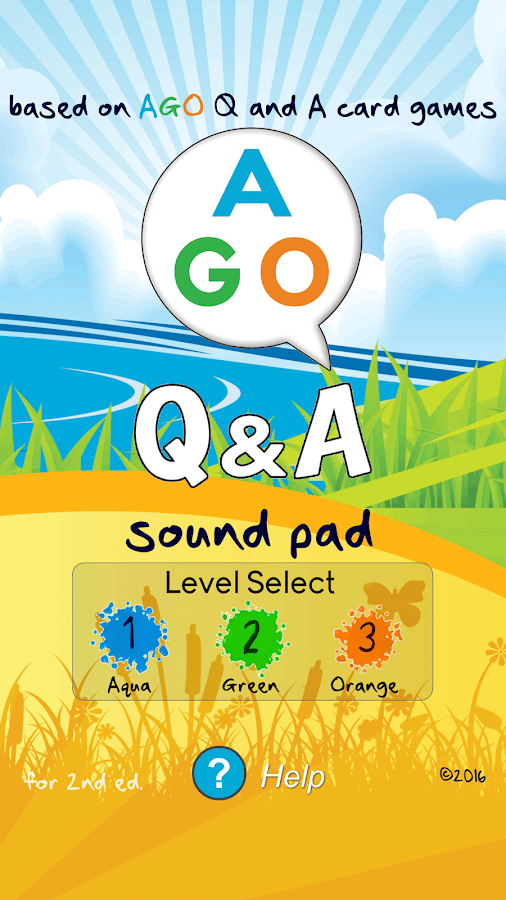 AGO Q&A Sound Pad 1 001 APK Download - Android Education ئاپەکان