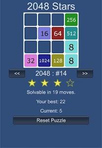 2048 Stars 1.0.5 screenshot 1