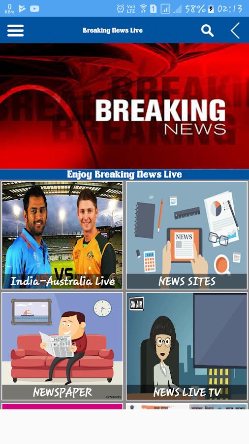 Best News App 2018 2 0 APK Download - Android News