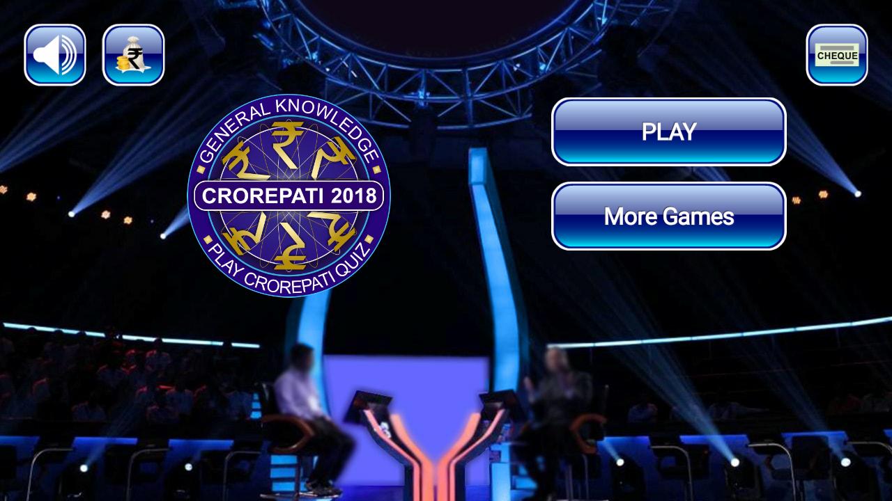 Crorepati in English 2018: Gk in English Quiz Game 1 0 0 APK