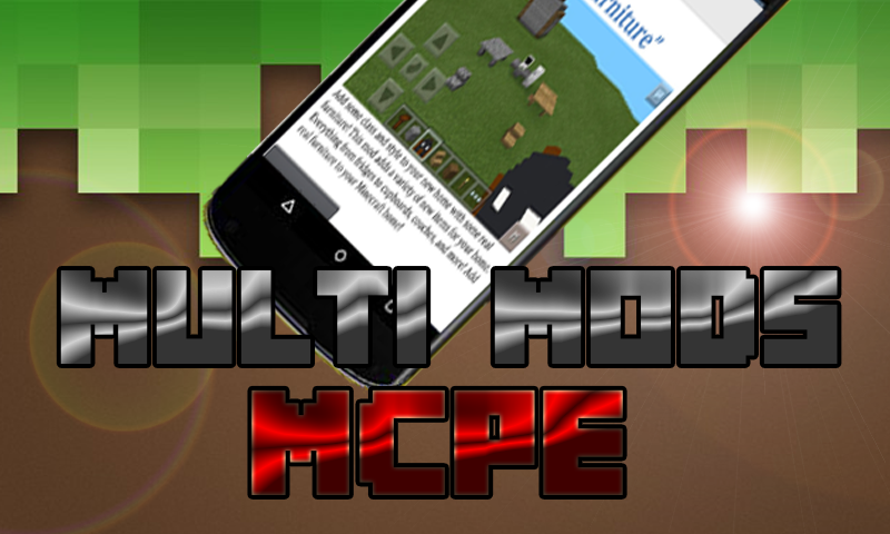 Multi Mods Minecraft PE 1 4 APK Download - Android Casual Games