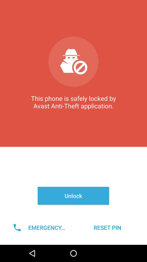 avast anti theft premium apk