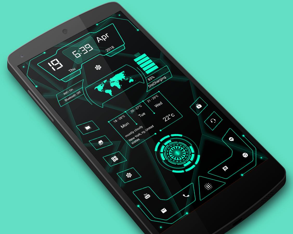 apus launcher pro latest version