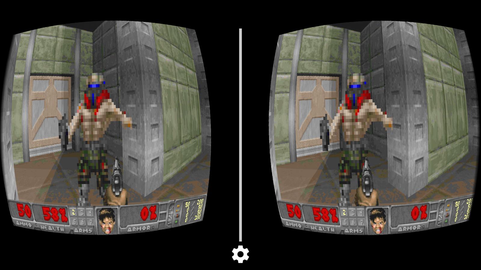 DVR (Source port of Doom engine for Cardboard VR) 1 0 5 APK