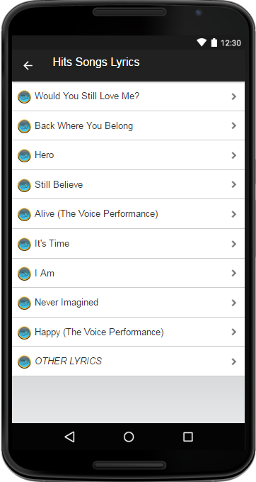 Brian Nhira Music&Lyrics 1 0 APK Download - Android
