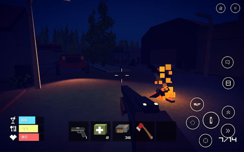 Pixel Day - Unturned Z 1.03 screenshot 5