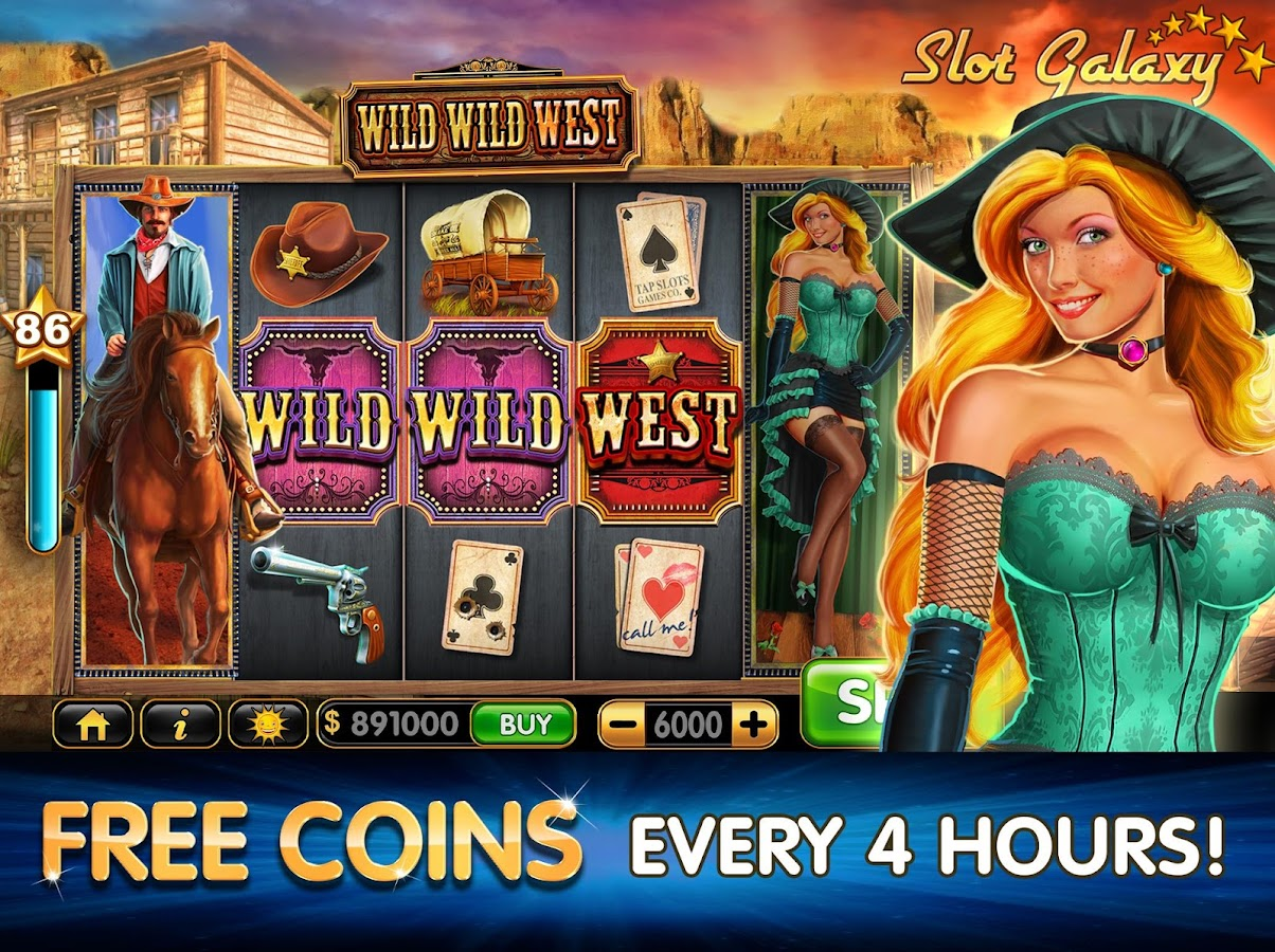 Slot Galaxy Games