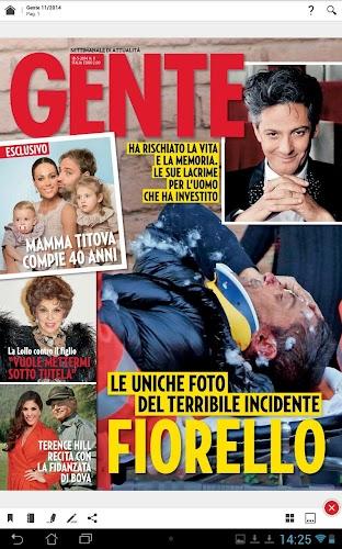 Gente 3 8 1 apk for Gente settimanale sito