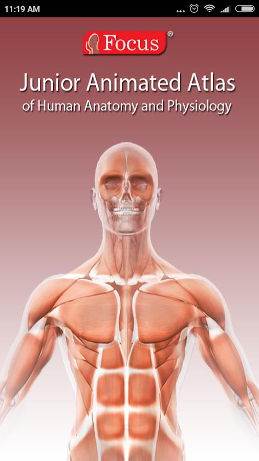 Anatomy Atlas-Junior 1 8 APK Download - Android Medical Apps