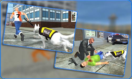 LA Police Dog Crime Patrol : Thief Chase Mission 1.1 screenshot 4