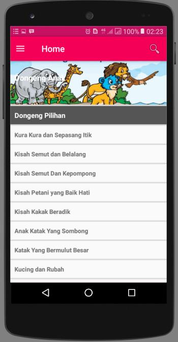 Buku Dongeng Anak Lengkap 1 0 Apk Download Android Education