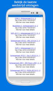 VV Scherpenzeel (VVS) 2.5 screenshot 4