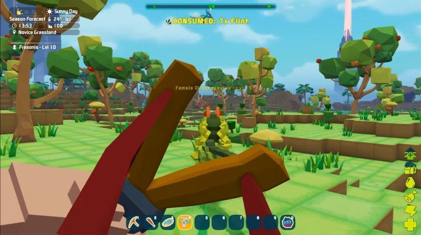 GUIDE: PixARK Game - ARK Survival Evolved  1 1 14 APK