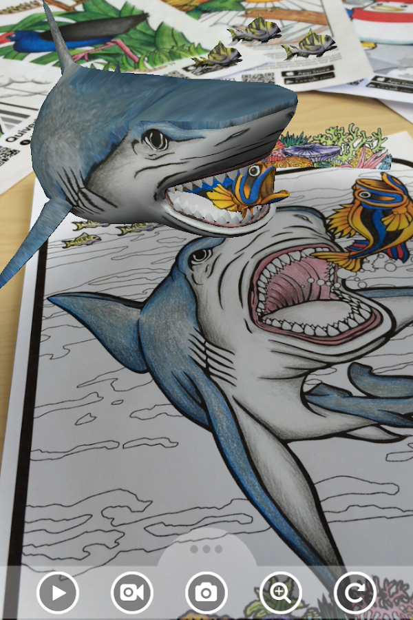 Quiver - 3D Coloring App 3.32 APK Download - Android Education Apps