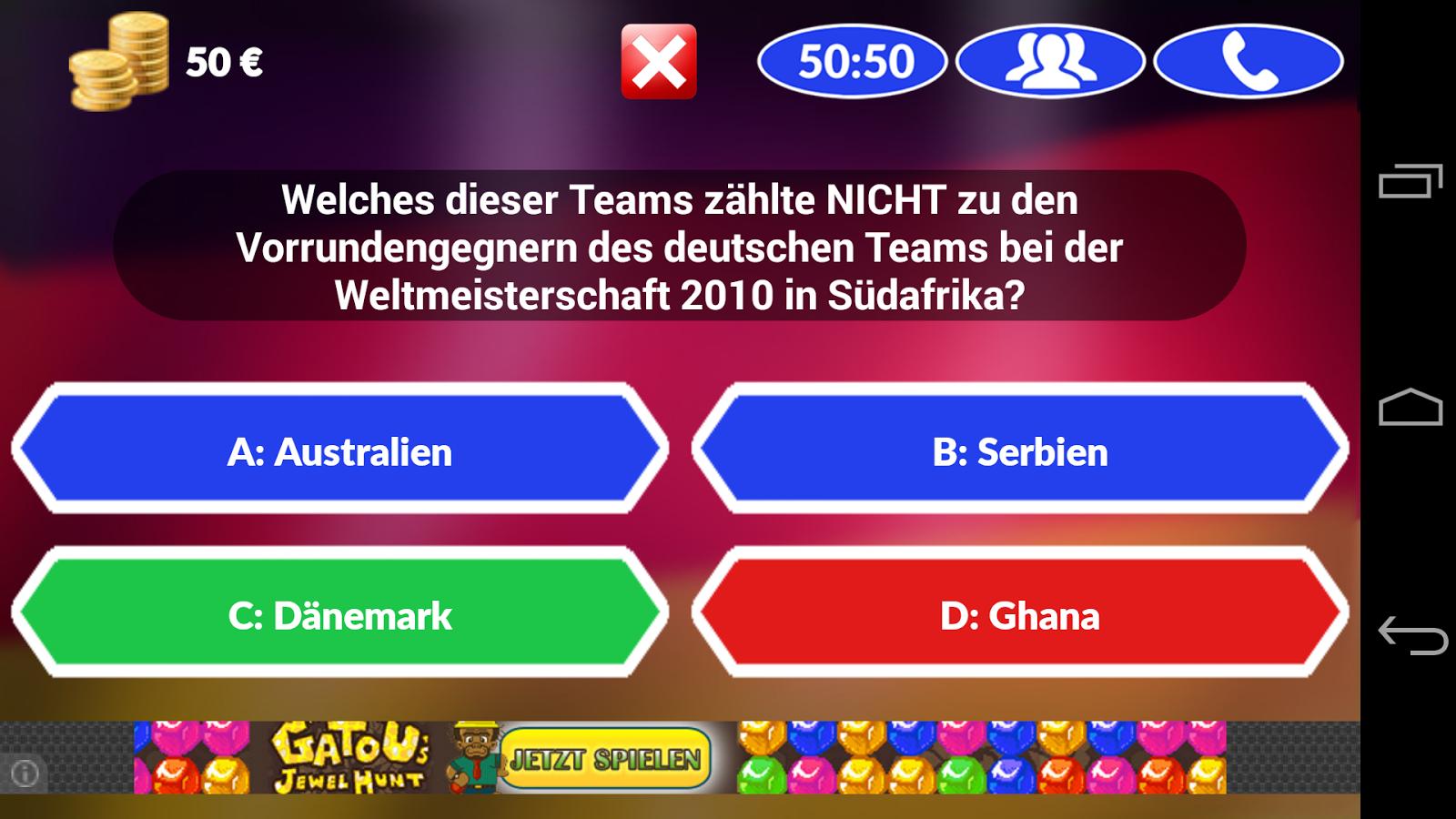 Fussball Quiz 2014 1 4 Apk Download Android Trivia Games