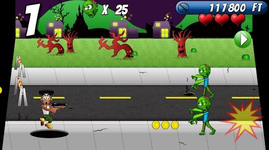DeadZone Run  screenshot 2