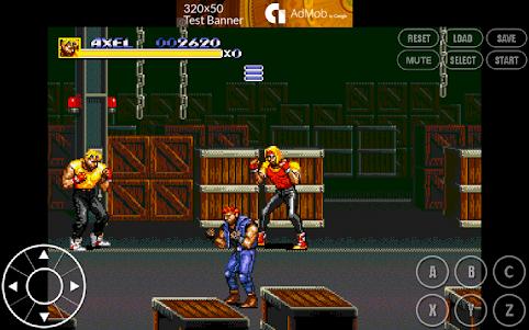 Emulator for Genesis 1.0 screenshot 5