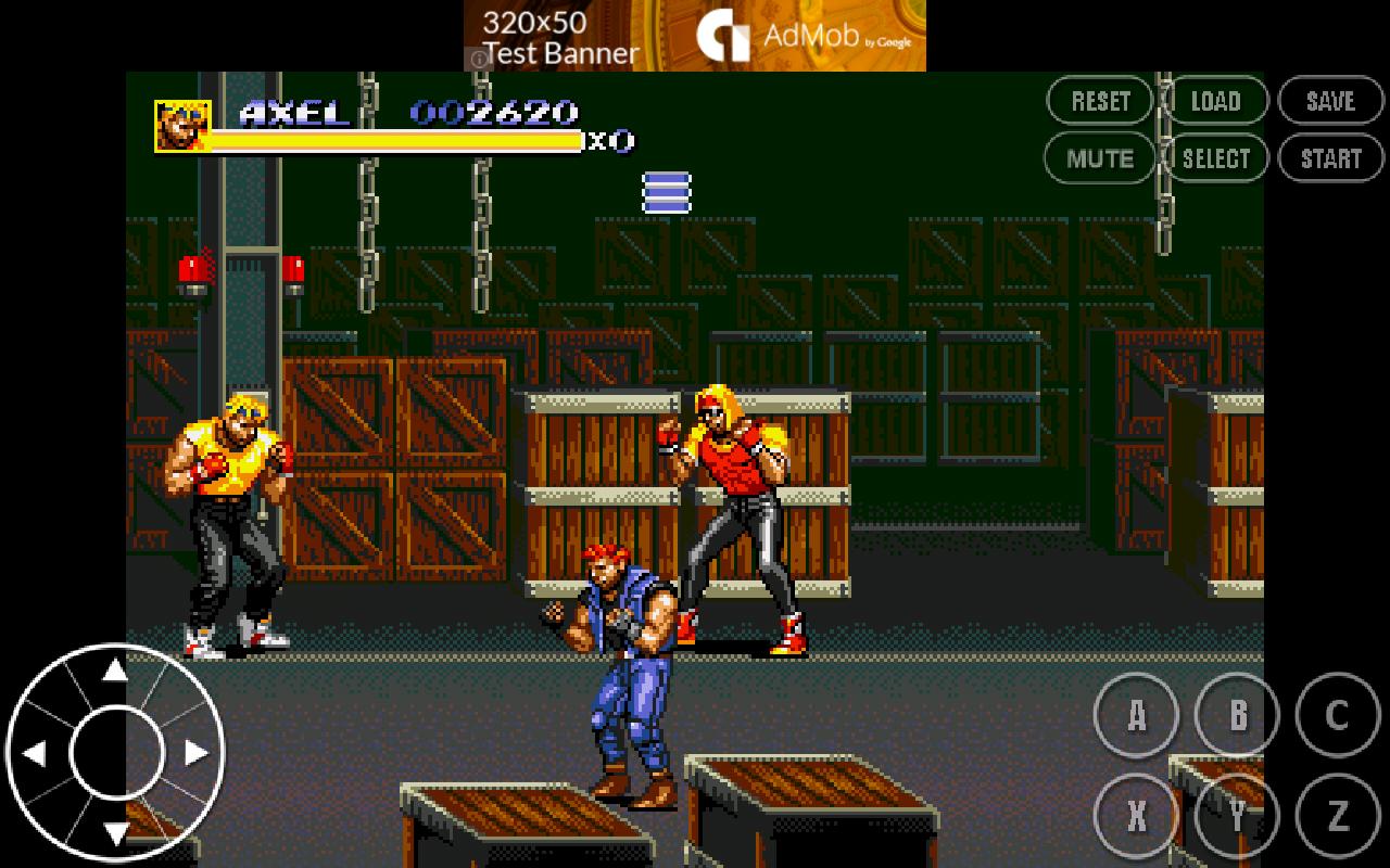 sega genesis emulator for android download