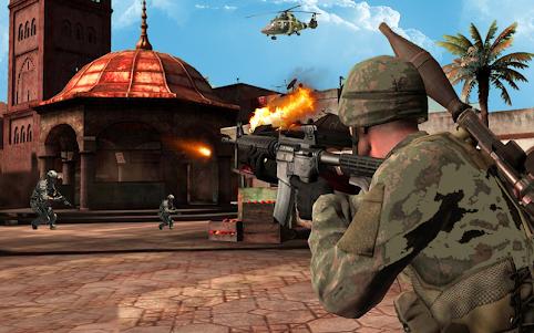 Secret Commando Assassin 3D 1.0 screenshot 7