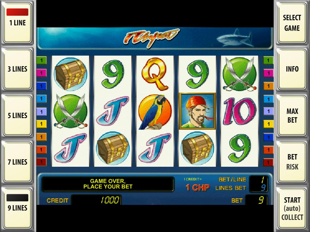 Admiral Nelson Slot Machine - Play Online for Free Now