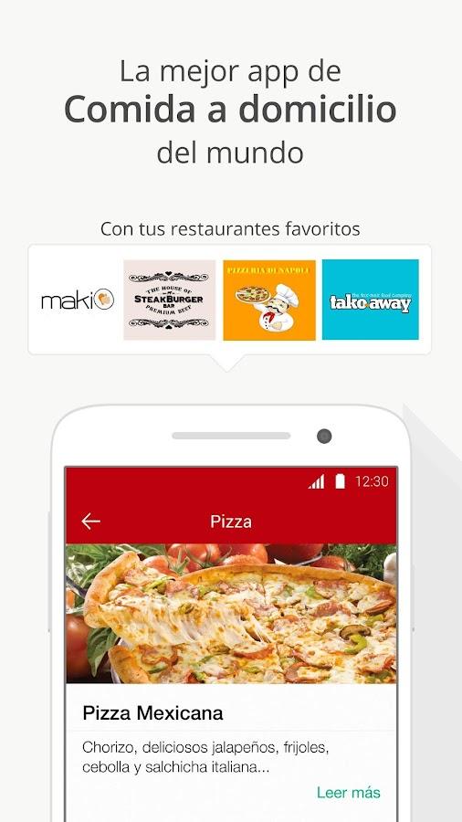 La nevera roja comida online 1 6 apk download android for La nevera roja zaragoza