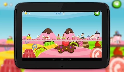 The run of Mr-bean 1.0 screenshot 1