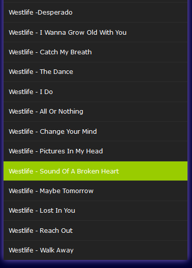 All Songs Of Westlife Mp3 1 0 APK Download - Android Music