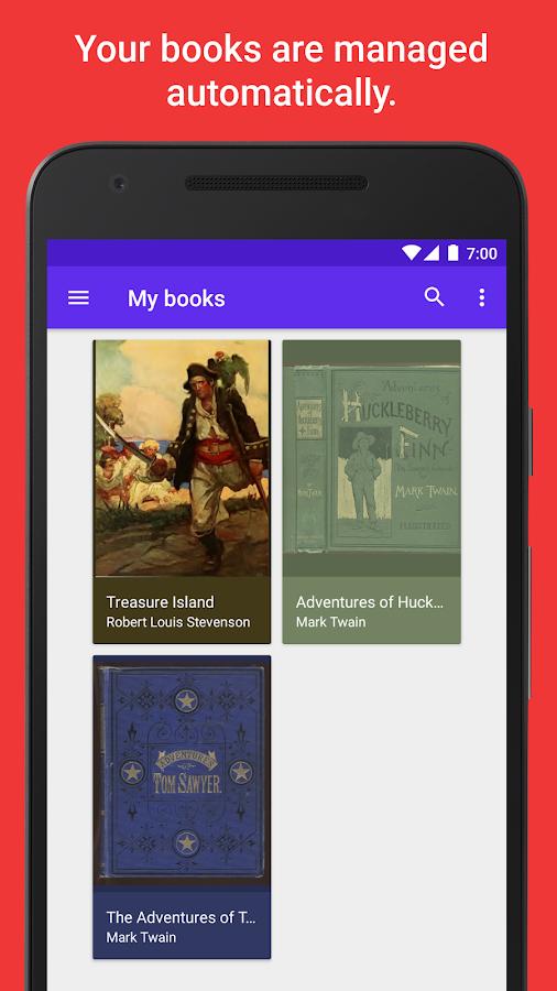 Lithium: EPUB Reader 0 21 1 APK Download - Android Books