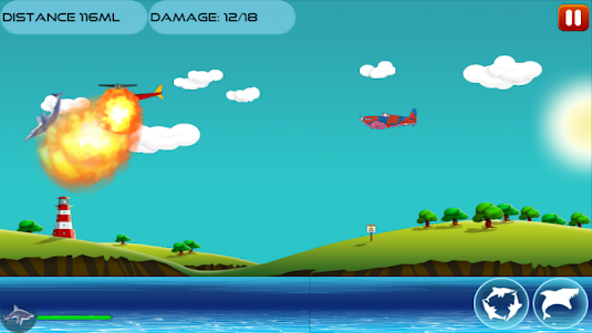 Angry Shark 1.0.4 screenshot 14