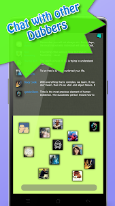 Chat for Dubsmash 1.06822 screenshot 6