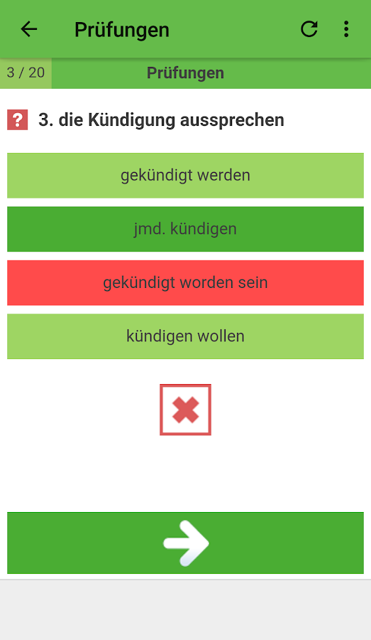 Learn German Grammar Level B2 1.1 APK Download - Android Education Apps