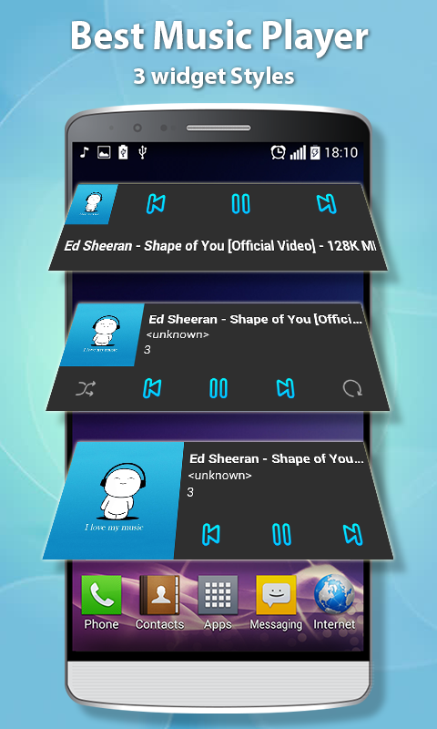 Best Music Player For Android 1 0 APK Download - Android Music