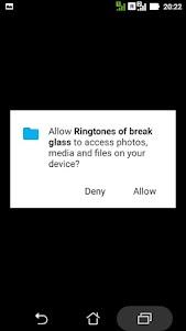Ringtones of break glass 16 screenshot 4