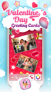 Valentine's Day Greeting Cards 1.0 screenshot 1