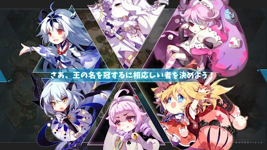 崩壊学園【本格横スクロールアクションゲーム】 5.3.52 screenshot 2