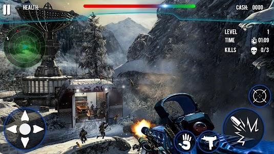 Yalghar The Revenge of SSG Commando shooter 1.0 screenshot 5