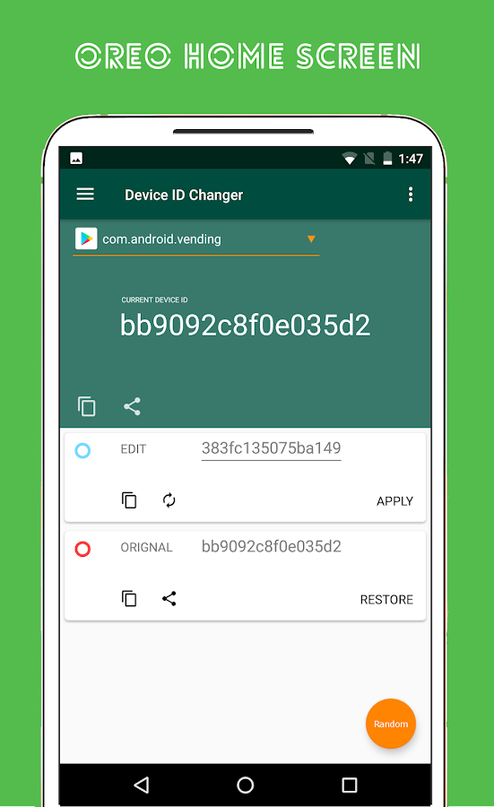Device ID Changer Pro 2 1 APK Download - Android Tools Apps