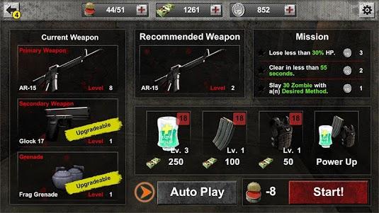 The Zombie: Gundead 1.4.5 screenshot 16
